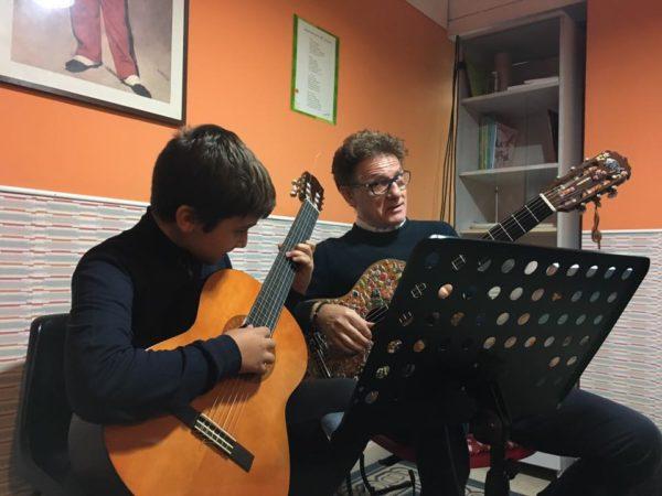 Tommaso Marangio a scuola ...